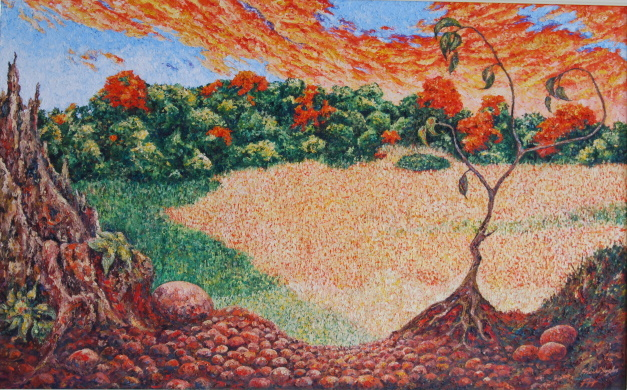 /fig/Landscape - Wooroloo 1 - 76x122cm- 30x48in - oil on canvas  £6,500.jpg