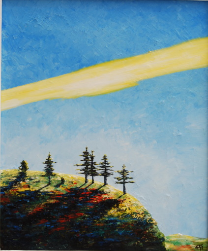 /fig/Trees - Sun Streak - 61x50cm - 24x20in - oil on canvas £4,000.jpg